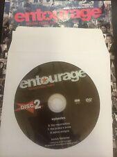 Entourage - Season 3 Part 2, Disc 2 REPLACEMENT DISC (not full season)