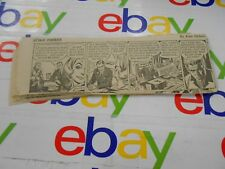 The Oregonian- April,1966- Comic Strips- Judge Parker- Lot of 26