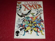 [BD COMICS MARVEL USA] CLASSIC X-MEN # 1 - 1986