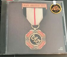 ELECTRIC LIGHT ORCHESTRA ELO's Greatest Hits  LN CD, Jul-1986, Jet Records