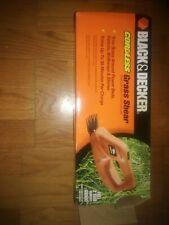 Black And Decker Cordless Grass Shears 3.6V
