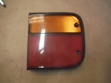 89-95 MAZDA MPV VAN LH DRIVER SIDE TAIL LIGHT EXTENSION PANEL TAIL LIGHT