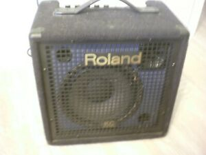 Roland KC-60 3 Channel 45 Watt Keyboard Amplifier. Good Condition.Tested Working