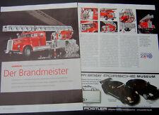 FEUERWEHR MERCEDES-BENZ 6600 DL 30 METZ in 1-18....ein Modellbericht   #2010