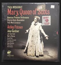 Thea Musgrave Mary, Queen Of Scots 3 Record Box Set Mint Unopened Rare American