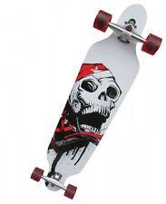 Longboard Skull