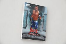 2009 TOPPS UFC ROUND 2 GREATS OF THE GAME 15 CARD INSERT SET - GTG - UNDISPUTED