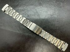 Bracelet & End Links for SEIKO 6139-6000 6139-6002 6139-6005 6009 Chrono 19mm A2