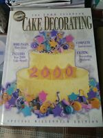 The 2000 Wilton Yearbook Cake Decorating Special Millennium Edition hardcover
