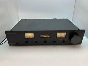 Magnum Dynalab MD-100 Analog FM Tuner Original Box Packaging Manual Tested