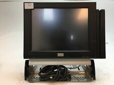 "Wincor Nixdorf 1750112162, Monitor 12,1"" C Touch Screen w/ Speakers Tested, Fair"