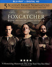Foxcatcher [Blu-ray] by Guy Boyd, Sienna Miller, Brett Rice, Lee Perkins, Samar
