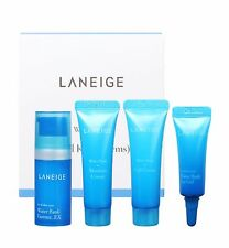 [KOREA MALL] Laneige Water Bank Trial Kit (4 Items) - Sample / Sale