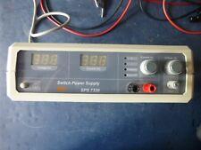 ELV SPS 7330 0-30V 0-5A Schaltnetzteil weiss grau neues Gehäuse ok K. Bausatz