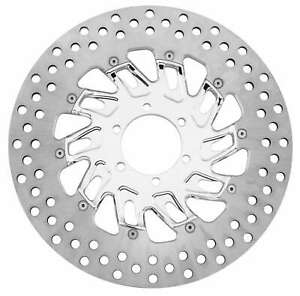 """Performance Machine 11.8"""" Supra Front - Right Brake Rotor 0133-1803SUPRS-CH"""