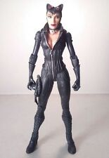 dc collectibles CATWOMAN video game BATMAN: ARKHAM CITY direct 2012 7in. #6075