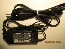 19V AC Adapter for Toshiba PA3516U-1ACA PA3516E-1AC3 Laptop Charger Power Supply