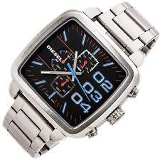 Diesel Analog Square Wristwatches