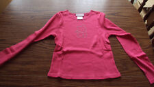American Girl Coconut Pink Thermal Long Sleeve Medium – Brand New