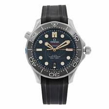 Omega Seamaster Diver James Bond Edition Black Dial Steel 210.22.42.20.01.004