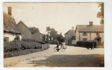 More details for the four ashes, walsham-le-willows: suffolk postcard (c34806)