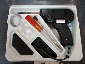 Vintage WEN HOT ROD Soldering Gun Kit Model 222