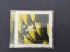 CD SON CUBANO Y CUMBIA - OSCAR OBET ROLDAN MORENO JUAN GARCIA vol 2