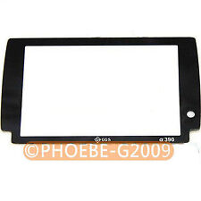 GGS LCD Screen Protector glass for SONY Alpha A390 390