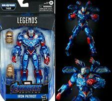Marvel Legends Avenger Iron Patriot 6
