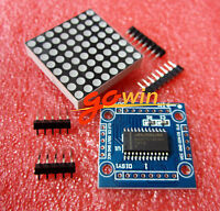 5PCS Arduino microcontroller MAX7219 dot matrix module control Display DIY KIT