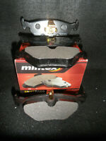 Mintex Rear Brake Pad Set for BMW 3 & 5 Series Alpina B10 1997-2004 MDB1879 NEW.