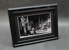Framed Photo, Roundhouse Interior, (Cnj, Jersey Central Lines, Crr of Nj)