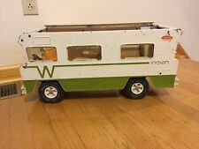Winnebago Indian Tonka MR-979 RV Trailer Vintage 1970s