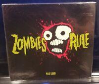 Zombies Rule - Play Loud CD Mike E Clark 2015 insane clown posse project deadman