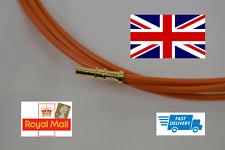 MOST Fibre Optic Extension Cable POF 1000mm Long - Mercedes BMW Porsche Audi VW
