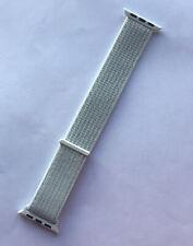 GENUINE Apple Watch NIKE Sport Loop STRAP SUMMIT WHITE 40mm / 38mm