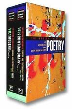Norton Anthology of Modern and Contemporary Poetry, Vol. 1 & Vol.2 (2003,...
