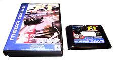 F1 WORLD CHAMP EDITION SEGA MEGA DRIVE GAME RARE SUIT COLLECTOR GENESIS NOMAD FP