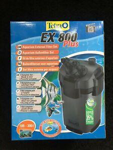 Tetra EX 800 Plus External Tank Filter,  Fish Tank Filter, External Filter
