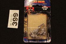 Citadel Judge Dredd JD3 Muties Mutie 3x Models BNIB New OOP Metal Figures GW
