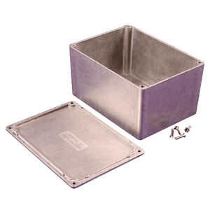 Hammond 1550 Diecast Aluminium Enclosure 140x102x77mm Project Case Box