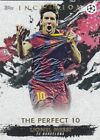 Lionel Messi - FC Barcelona - The Perfect 10 - Topps Inception Champions LeagueTrading Card Einzelkarten - 261328