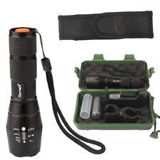 8000LM X800 shadowhawk lampe de poche Cree T6 LED la tactique torche +batterie