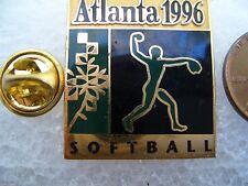 1996 Olympic Lapel Pin Atlanta