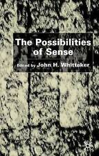 The Possibilities of Sense: Essays in Honour of D.Z. Phillips, Acceptable, , Boo
