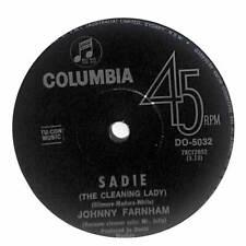 "Johnny Farnham - Sadie (The Cleaning Lady) - Import - 7"" Vinyl Record Single"