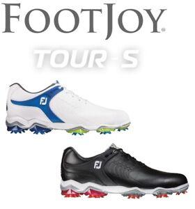 NEW FootJoy TOUR-S Men's Golf Shoes NIB! - Choose Color & Size...
