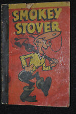 Smokey Stover Whitman Better Little Book Cracker Jack Mini Book - (1933) ITB WH