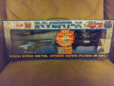 World Tech Toys INVERT-X 3.5CH GYRO METAL RC Helicopter  - NEW in box