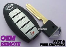 2013-15 NISSAN ALTIMA SMART KEY keyless entry 5 button remote fob S180144020 OEM